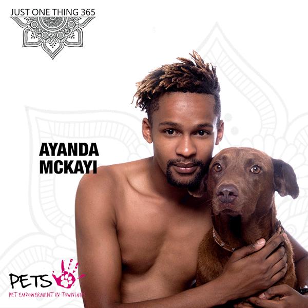 Ayanda Mckayi - InOurSkins - JustOneThing365