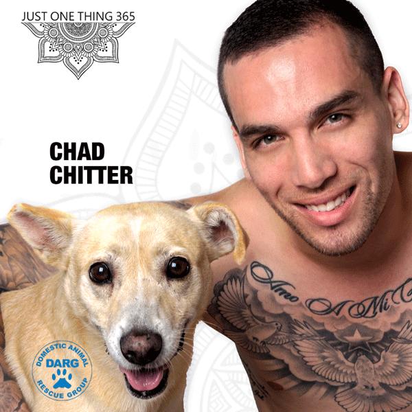 Chad Chitter - InOurSkins - JustOneThing365