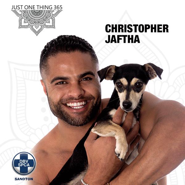Christopher Jaftha - InOurSkins - JustOneThing365