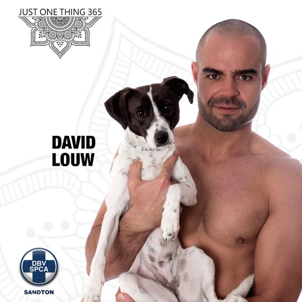 Dawid Louw - InOurSkins - JustOneThing365