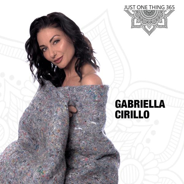Gabrielle Cirillo - InOurSkins - JustOneThing365