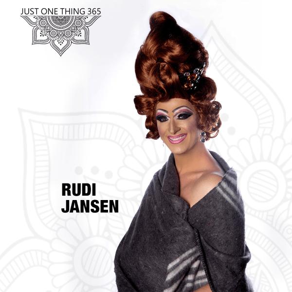Rudi Jansen - InOurSkins - JustOneThing365