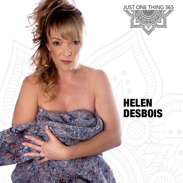 Helen Desbois - InOurSkins - JustOneThing365