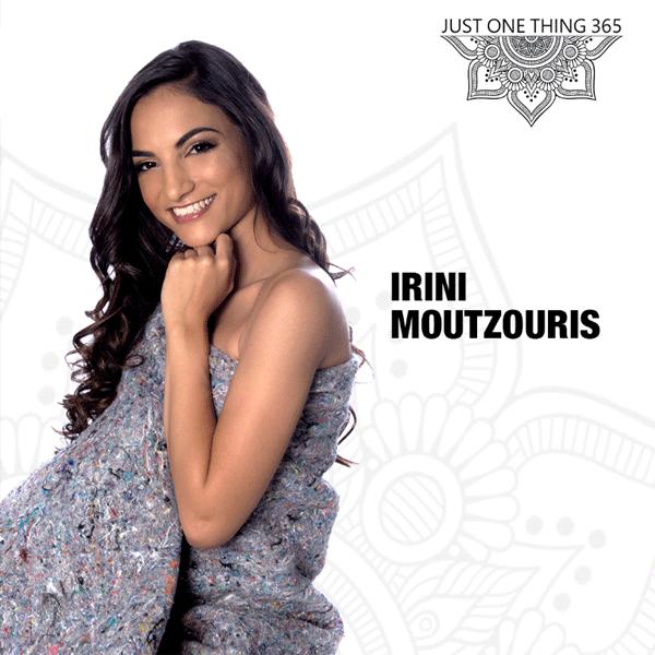 Irini Moutzouris - InOurSkins - JustOneThing365
