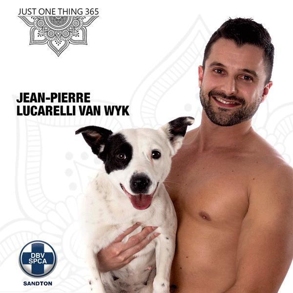 Jean-Pierre Lucarelli van Wyk - InOurSkins - JustOneThing365
