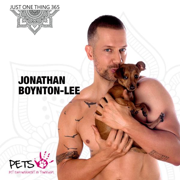 Jonothan Boynton Lee - InOurSkins - JustOneThing365