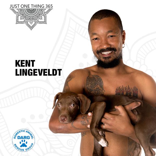 Kent Lingeveldt - InOurSkins - JustOneThing365