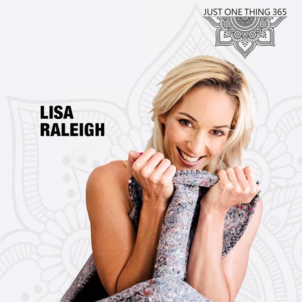 Lisa Raleigh - InOurSkins - JustOneThing365