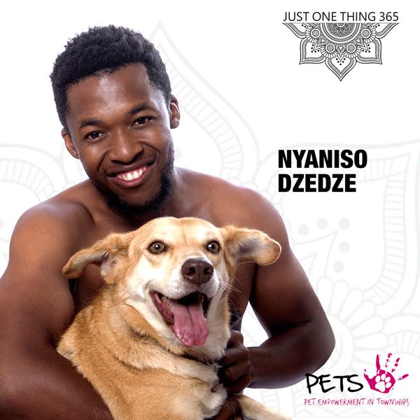 Nyaniso Dzedze - InOurSkins - JustOneThing365