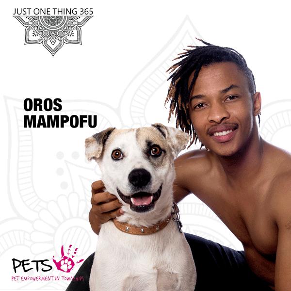 Oros Mampofu - InOurSkins - JustOneThing365