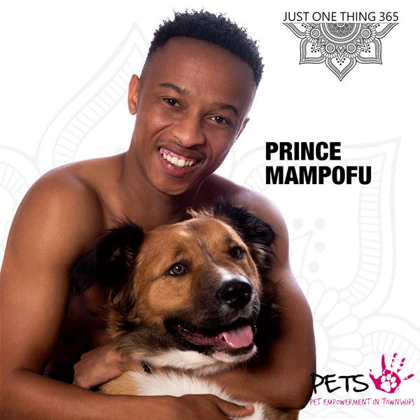 Prince Mampofu - InOurSkins - JustOneThing365