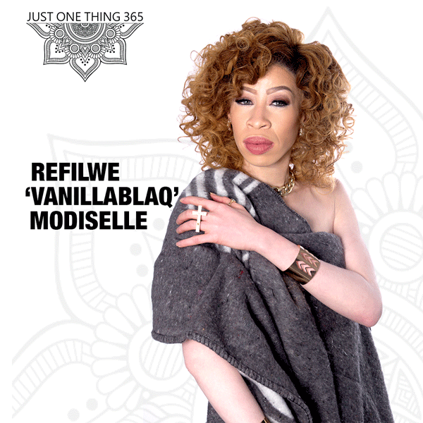 Refilwe Vanillablaq Modiselle - InOurSkins - JustOneThing365