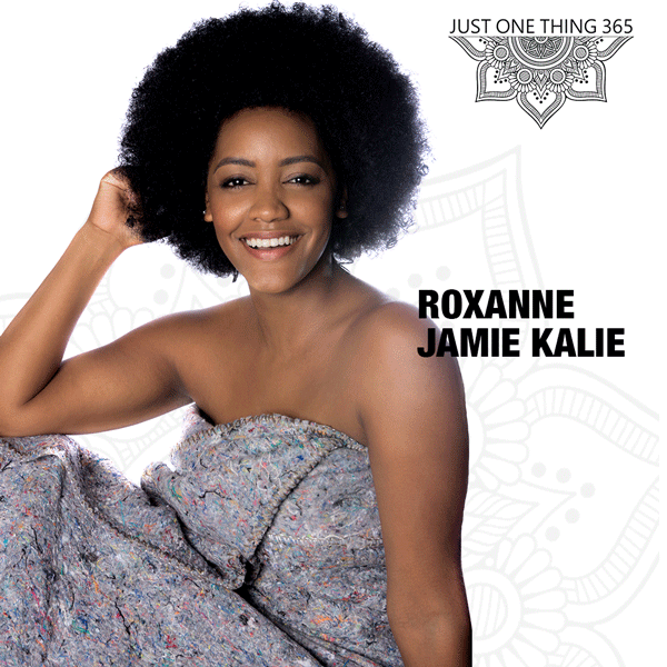 Roxanne Jamie Kalie - InOurSkins - JustOneThing365