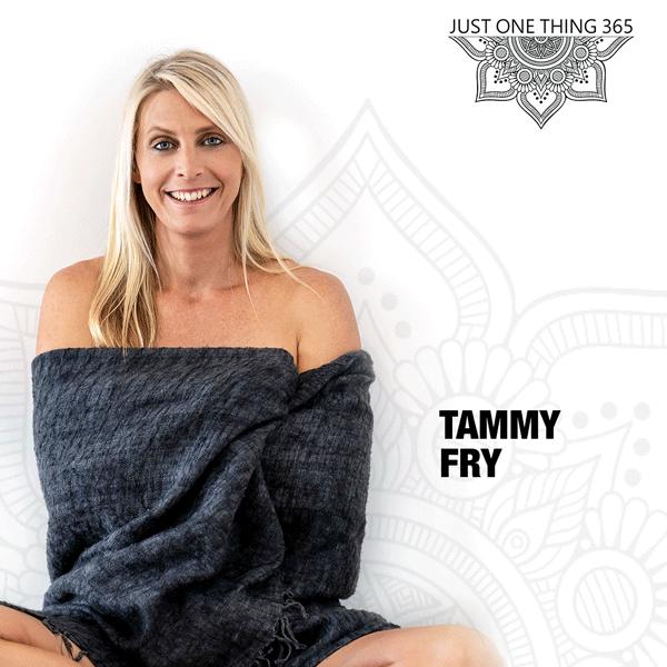 Tammy Fry - InOurSkins - JustOneThing365