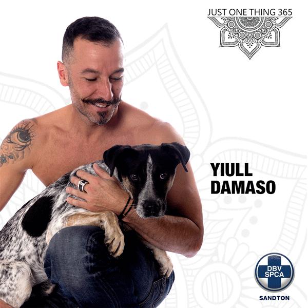 Yiull Damaso - InOurSkins - JustOneThing365