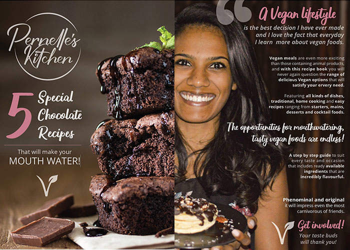 Pernelles Kitchen - Plant-Based Chocolate Recipes