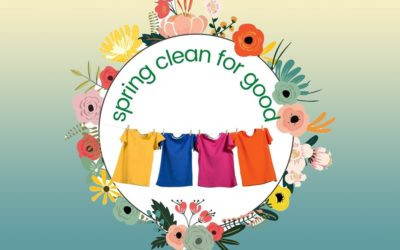 🌼 Spring Clean for Good